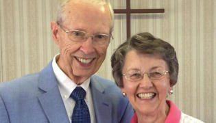 Dick & Judy Amos