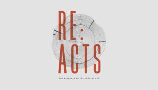 Re: Acts II | Our Response to the Book of Acts – Lindale