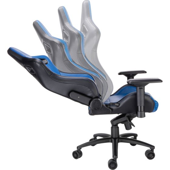 Magnificent Gc 321 Bbl Admiral Gaming Chair Blue Pdpeps Interior Chair Design Pdpepsorg