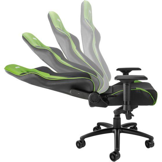 Incredible Gc 211 Bg Bandit Xl Gaming Chair Green Pdpeps Interior Chair Design Pdpepsorg