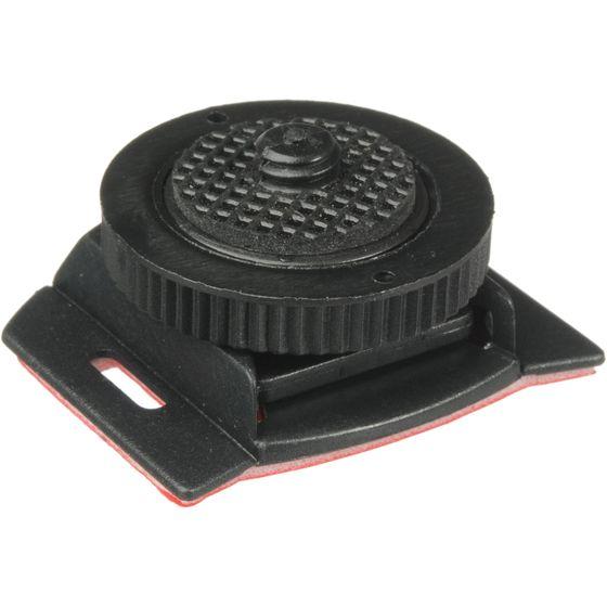 9031530 Locking Adhesive-Backed Accessory Shoe
