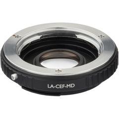 LA-CEF-MD Minolta MD Lens to Canon EF/EF-S-Mount Camera Lens Adapter