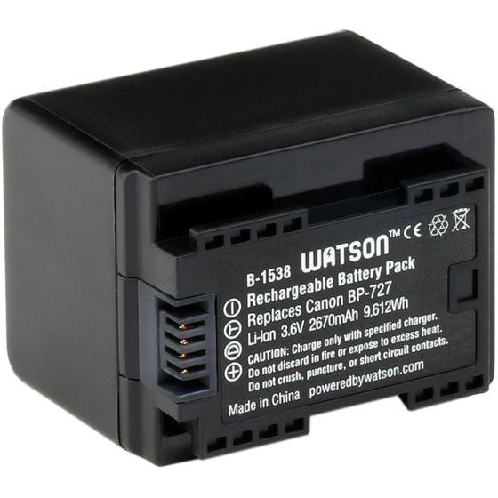 Watson NP-F970 High-Capacity Lithium-Ion Battery Pack 7.4V, 10,050mAh