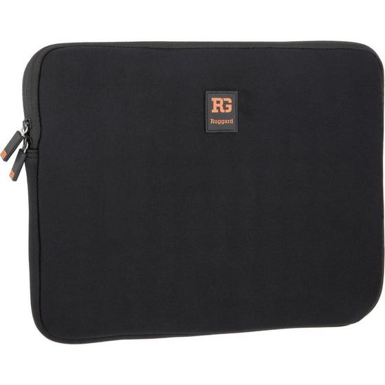 8db8a48f3933 Ruggard RU-1005 Ultra Thin Laptop Sleeve (Black