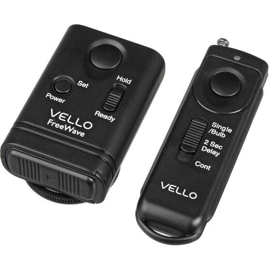 Vello 10 Remote Shutter Extension Cable for Canon Sub-Miniature Connection
