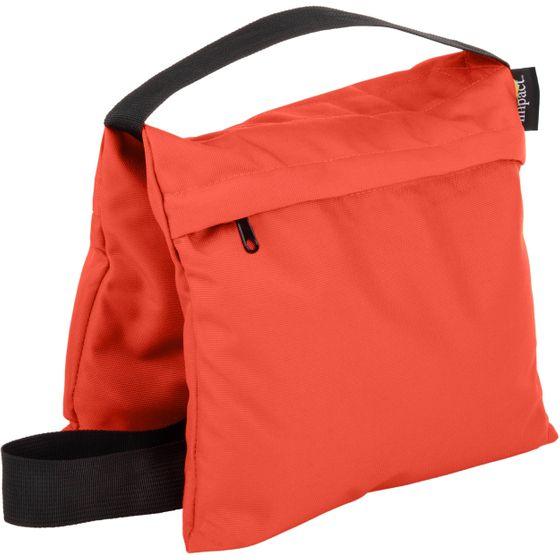 Impact Empty Saddle Sandbag 27 lb 2 Pack Orange Cordura