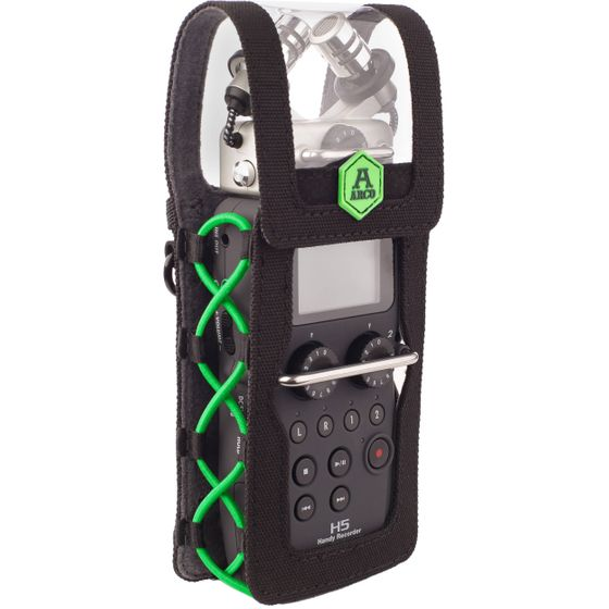 AP-FZH5B Portable Pouch for Zoom H5 Handy Recorder