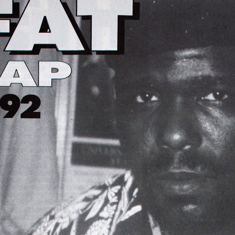 Fat Cap: 3-92 (Issue 8)