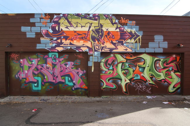 Piece Par Aire, Skope, Detour - San Francisco (CA)