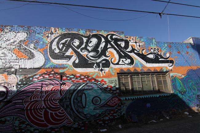 Piece Par Roar - Oakland (CA)