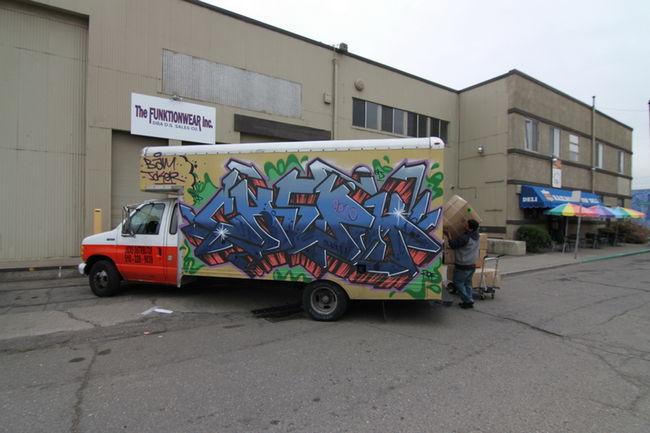 Piece Par Cheph - Oakland (CA)