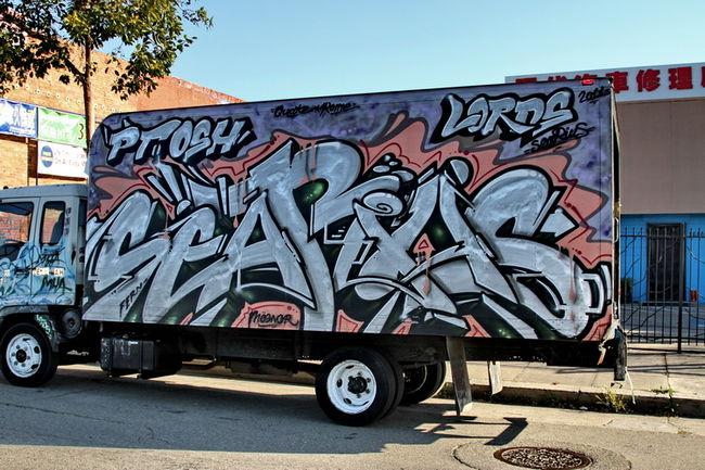 Piece Par Searius - Oakland (CA)
