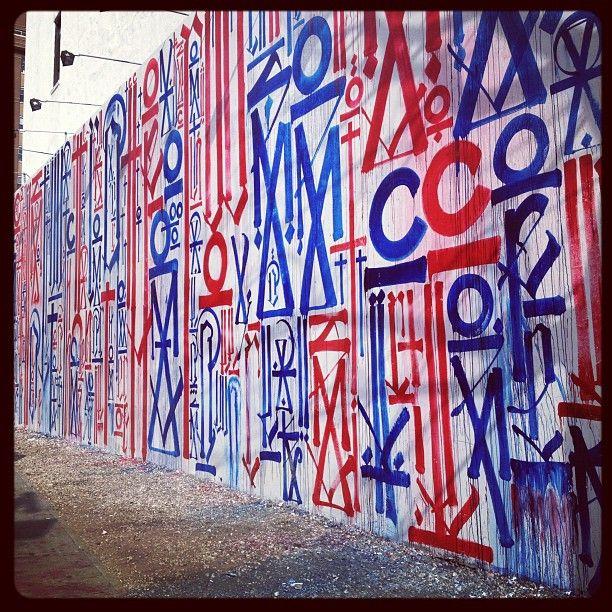 Fresques Par Retna - New York City (NY)