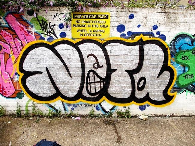 Throw Ups Par Nota - Belfast (Royaume Uni)