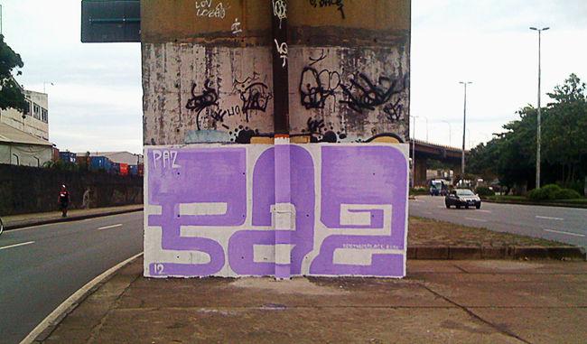 Piece Par Maspaz - Rio De Janeiro (Bresil)