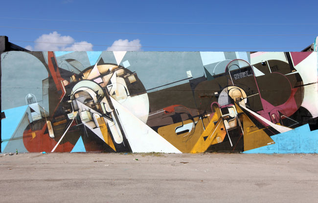 Fresques Par Kofie - Los Angeles (CA)