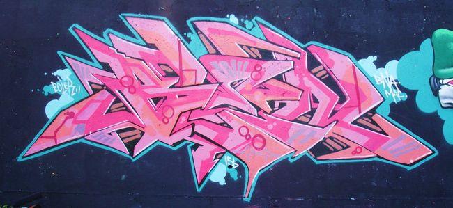Street Art Par Blen 167, Blen One - Fajardo (Porto Rico)