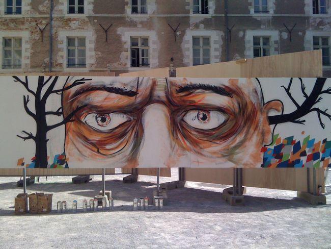 Personnages Par Erick - Angers (France)