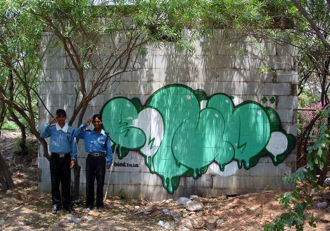 Piece Par Bond - New Delhi (Inde)