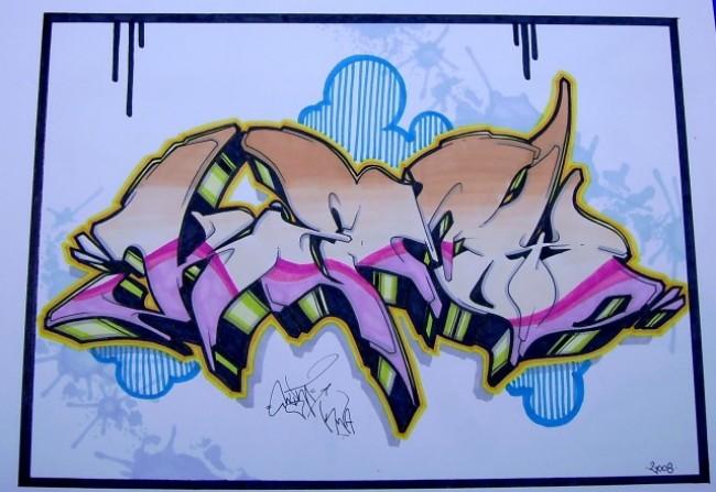 Sketch Par Mynt - Liege (Belgique)
