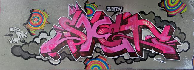 Piece Par Sket185 - Amsterdam (Pays-Bas)