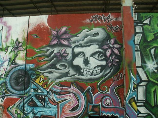 Personnages Par Eres - Puerto Escondido (Mexique)