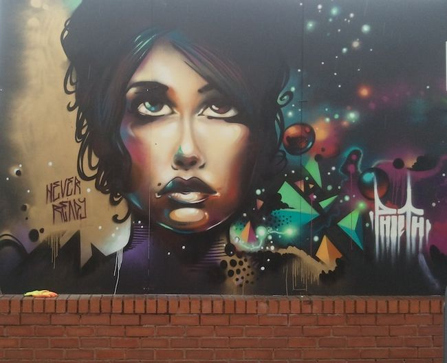 Street Art Par Philth - Birmingham (Royaume Uni)