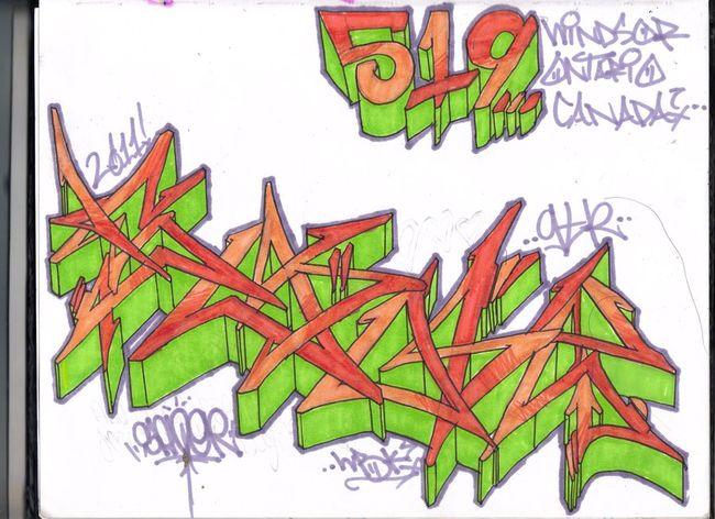 Sketch Par Saderone - Windsor (Canada)