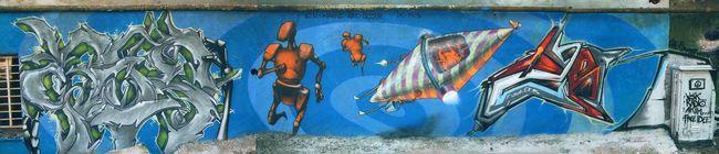 Fresques Par Aec, Waone, Cik - Leopol (Ukraine)
