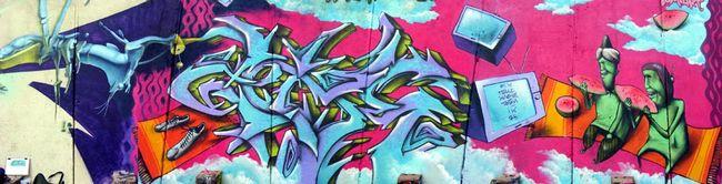 Fresques Par Waone, Cik - Homyel' (Belarus)