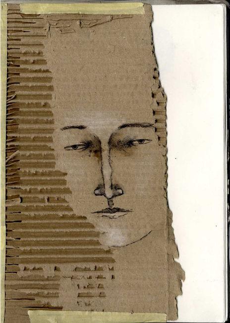 Sketch Par Bisser - Louvain (Belgique)