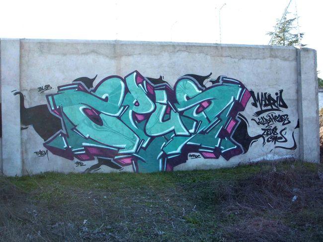 Piece Par Zeus - Barcelone (Espagne)