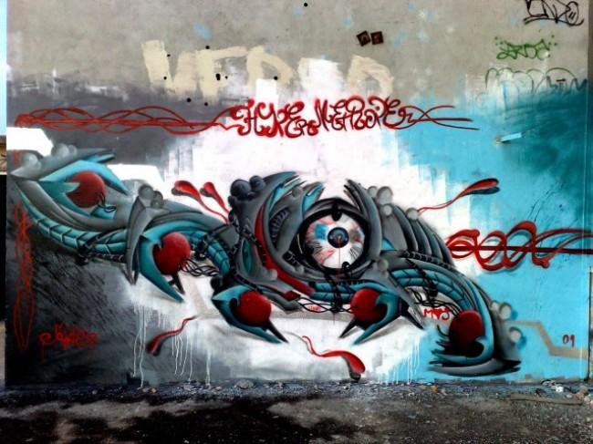 Piece Par Gloke - Montpellier (France)