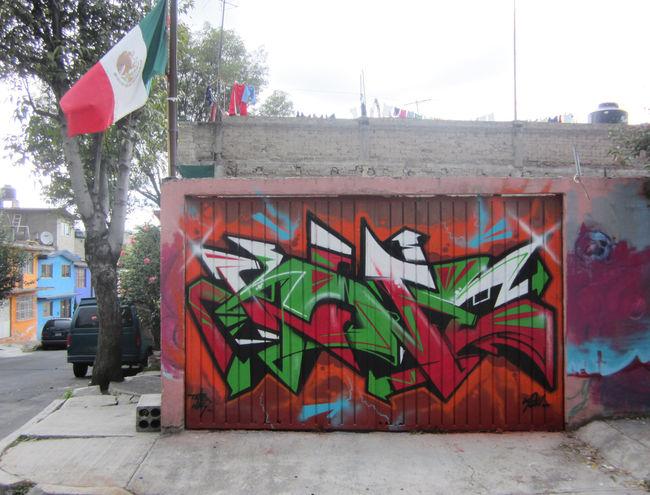 Piece Par Kine  - Ville De Mexico (Mexique)