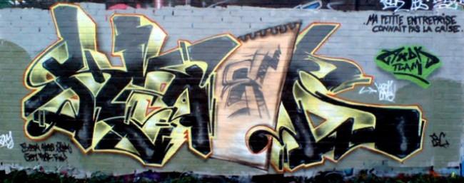 Piece By Kzed - Amiens (France)