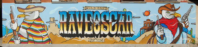 Fresques Par Raveo, Dilom - Burgas (Bulgarie)