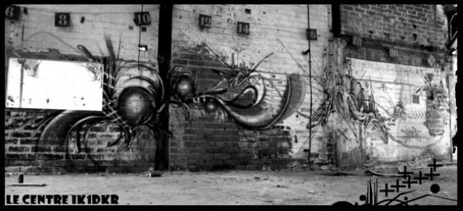 Big Walls By Deker, Ikone - Lille (France)
