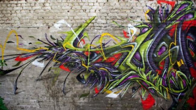 Big Walls By Deker, Ikone, Smer - Lille (France)