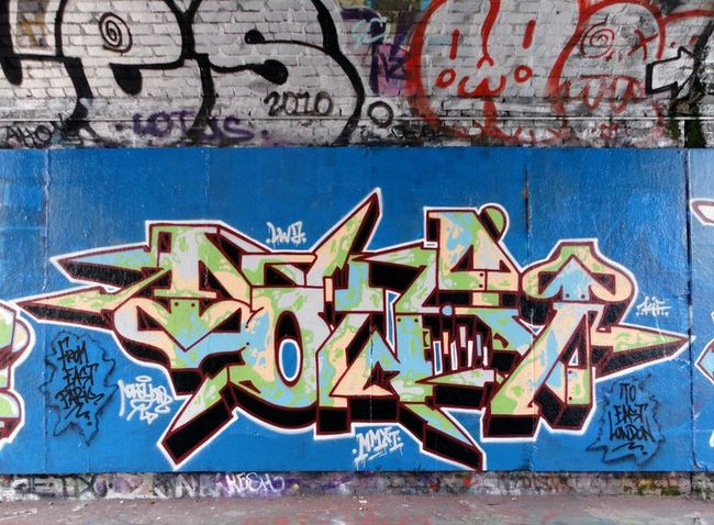 Piece Par Noway - Londres (Royaume Uni)