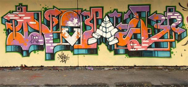 Piece Par Noway - Paris (France)