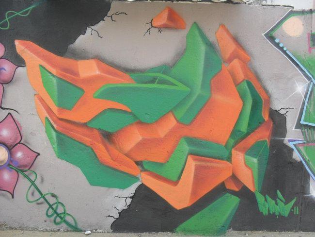 Piece Par Edim36 - Fortaleza (Bresil)