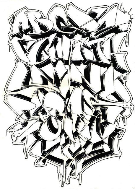 Sketch Par Da Lord One - Nantes (France)