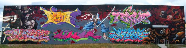 Fresques Par Teez - Miami (FL)