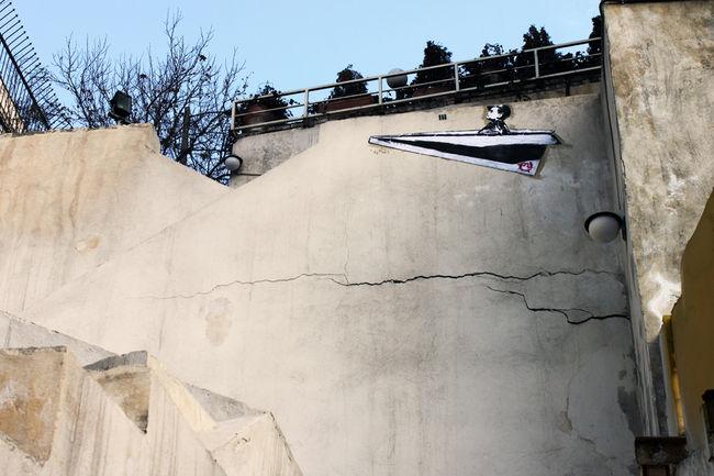 Street Art Par Ill - Teheran (Iran)