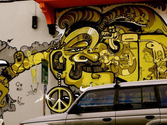Street Art Par Son - San Juan (NM)