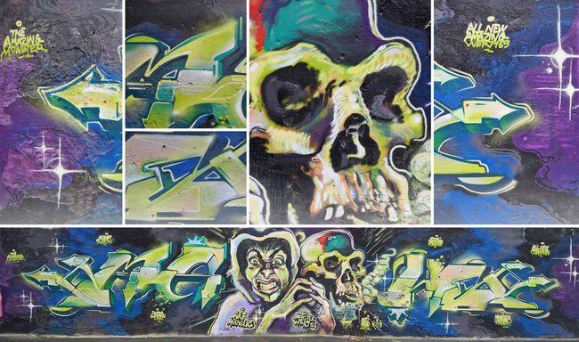 Fresques Par Wert159 - Odesa (Ukraine)
