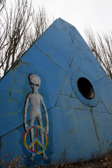 Street Art Par Ill - Tabriz (Iran)