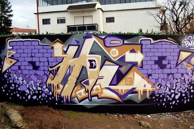Piece Par Mr.dheo - Porto (Portugal)