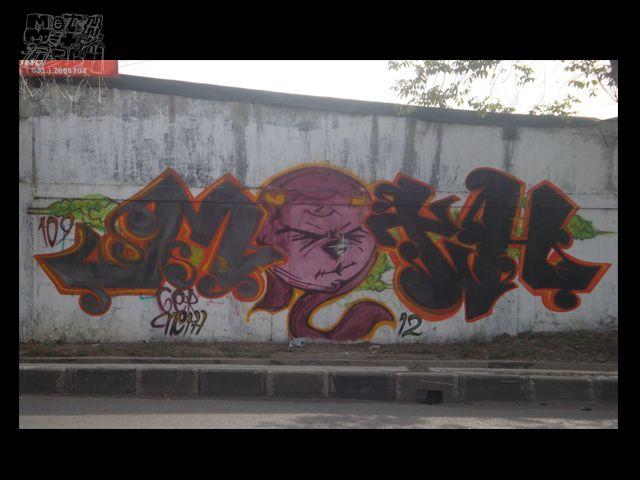 Piece Par Meth - Surabaya (Indonesie)