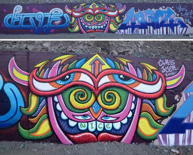 Piece Par Quiz, Chris Dyer, Bfive - Montreal (Canada)